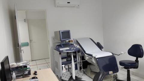 Sala de ultrassom