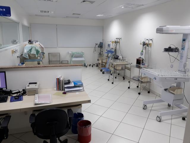 UCINCo – Unidade de Cuidados Intermediários Neonatal Convencional