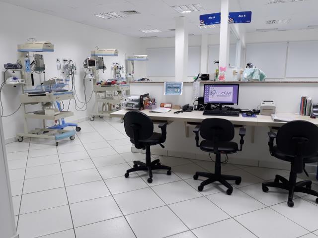 UCINCo - Unidade de Cuidados Intermediários Neonatal Convencional